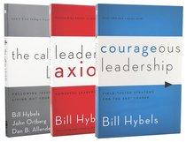 Hybels Leadership 3-Pack (3 Vols)