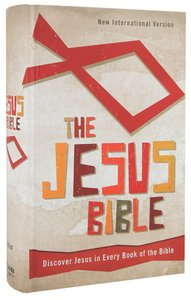 NIV Jesus Bible (Red Letter Edition)