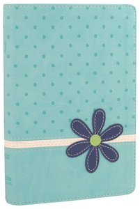 NIV Faithgirlz! Backpack Bible Revised Edition Turquoise (Red Letter Edition)