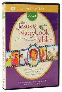 Jesus Storybook Animated Bible Volume 4