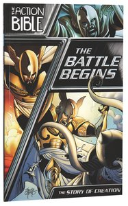 The Action Bible: Battle Begins, the - the Story of Creation