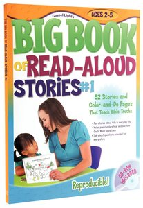 Big Book of Read-Aloud Stories #1 (Reproducible)