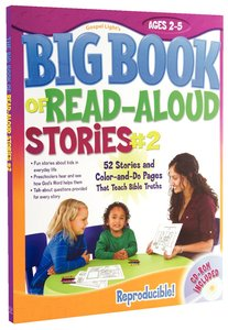 Big Book of Read-Aloud Stories #02 (Reproducible)