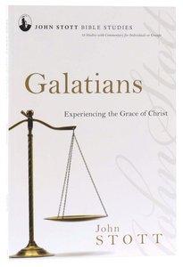 Jsbs Galatians (John Stott Bible Studies Series)