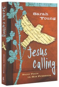 Jesus Calling (365 Day Devotional) (Teen Edition)