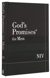 Gods Promises For Men (Niv)