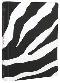 Message Remix 2.0 Zebra (Black Letter Edition)