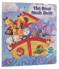The Boat Noah Built (Pop Up)