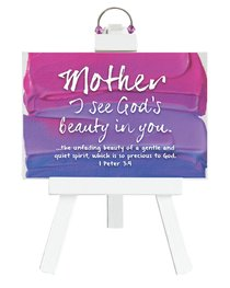 Easel Inspirations: Mother (4 1/2 X 6 1/2)