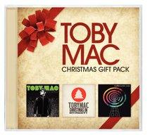 Toby Mac 3 CD Christmas Gift Pack