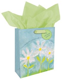 Gift Bag Medium Petals of Praise: This is the Day...