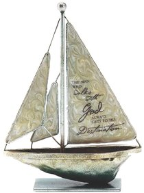 Sailboat Metal: The Man Who Walks With God (Cream)