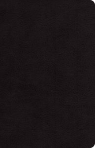 ESV Wide Margin Reference Bible Black Red Letter Edition