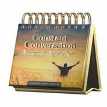 Daybrighteners: Constant Conversation (Padded Cover)