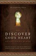 NIV Discover Gods Heart Devotional Bible