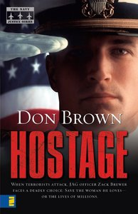 Hostage (#02 in Navy Justice Fiction Series)