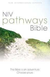 NIV Pathways Bible Chocolate/Charcoal Duo-Tone