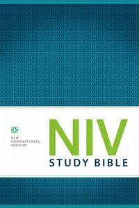 NIV Study Bible Regular
