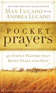 Pocket Prayers (Pocket Prayers Series)