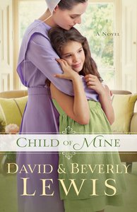 Child of Mine (Large Print)
