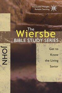Be Alive (John 1-12) (Be Series)