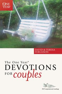 The One Year Book of Devotions For Couples