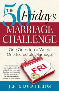The 50 Fridays Marriage Challenge