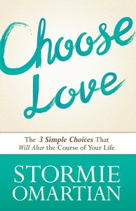 Choose Love (Large Print)