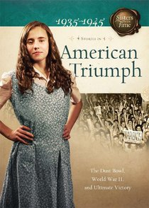 American Triumph (4 in 1) (Sisters In Time Series)
