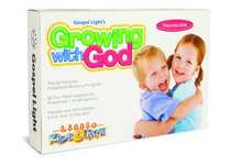 Little Kids Time: Growing With God Kit (Gospel Light Kids Time Series)