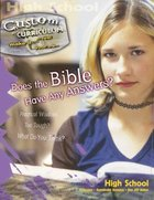 Know What the Bible Says (Custom Curriculum Series)