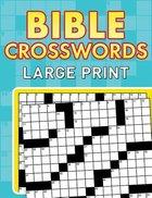Bible Crosswords (Large Print)
