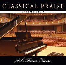 Solo Piano Encore (#07 in Classical Praise Series)