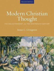 Modern Christian Thought V0L 1, 2nd Ed