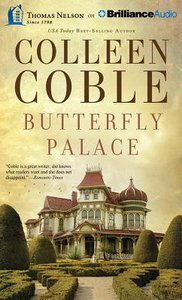Butterfly Palace (Unabridged, 8 Cds)