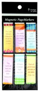 Magnetic Bookmarks Set of 6: Friendship