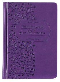 Bible Promises For Women (Purple) (Bible Promises Series)