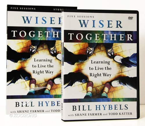 Wiser Together: Learning to Live the Right Way (Study Guide With Dvd)