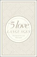 The 5 Love Languages (Gift Edition)