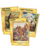 Dlc B3: Amazing Words Bible Cards Ages 8-10 (Discipleland Level 3, Ages 8-10, Qtrs Abcd Series)