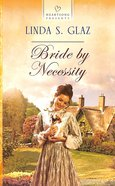 Bride By Necessity (#1097 in Heartsong Series)