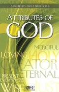 Attributes of God (Rose Guide Series)