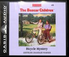 Bicycle Mystery (Unabridged, 2 CDS) (#015 in Boxcar Children Audio Series)