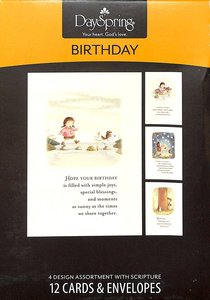 Boxed Cards Birthday: Story Time