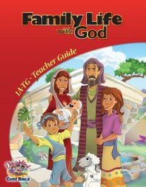 Dlc A1: Family Life With God Teachers Guide Ages 6-8 (Discipleland Level 1, Ages 6-8, Qtrs Abcd Series)