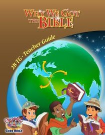 Dlc B2: Why We Got the Bible Teachers Guide Ages 7-9 (Discipleland Level 2, Ages 7-9, Qtrs Abcd Series)