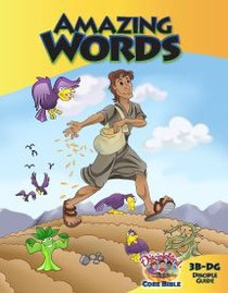 Dlc B3: Amazing Words Students Guide Ages 8-10 (Discipleland Level 3, Ages 8-10, Qtrs Abcd Series)