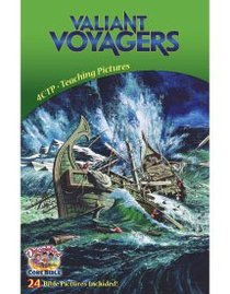 Dlc C4: Transforming the World Teaching Pictures Ages 9-11 (Valiant Voyagers (Discipleland Level 4, Ages 9-11, Qtrs Abcd Series)