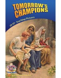 Dlc D5: Following the Faithful Teaching Pictures Ages 10-12 (Tomorrows Champions) (Discipleland Level 5, Ages 10-12, Qtrs Abcd Series)