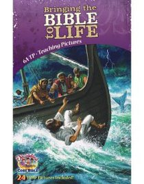 Dlc A6: Bringing the Bible to Life Teaching Pictures Ages 11-14 (Discipleland Level 6, Ages 11-14, Qtrs Abcd Series)